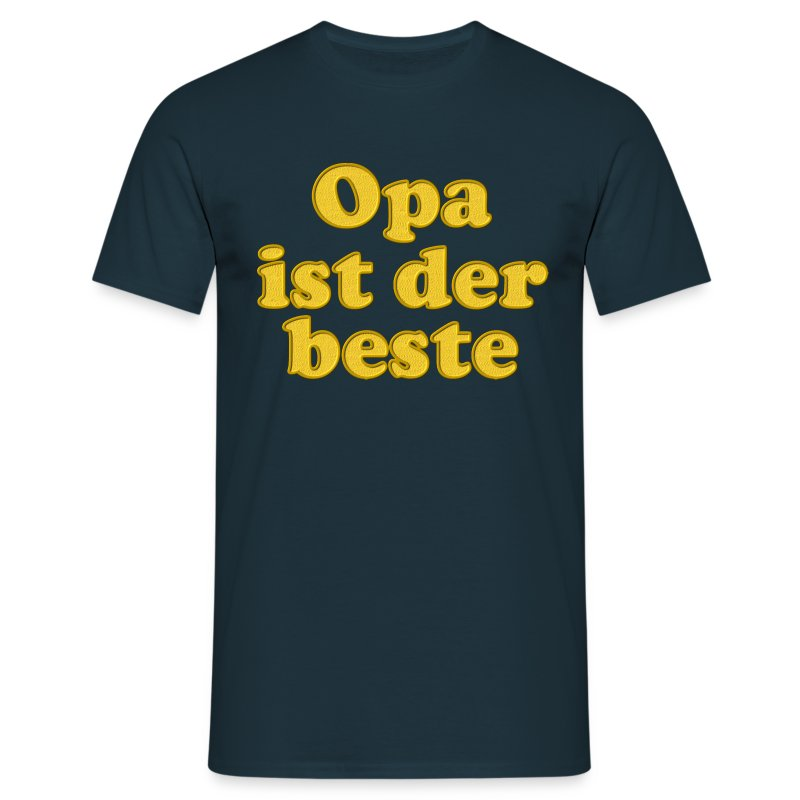 opa ist der beste t shirt spreadshirt. Black Bedroom Furniture Sets. Home Design Ideas