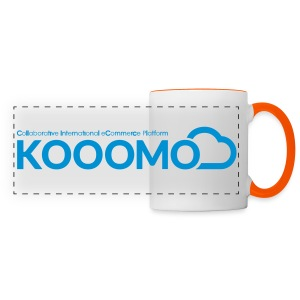 Kooomo Mag - Panoramic Mug