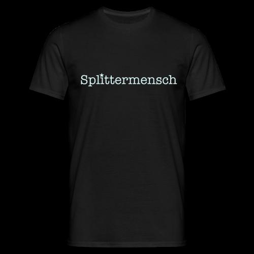reflektierendes Stern-Shirt - Männer T-Shirt