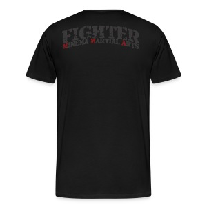 MINEMA FIGHTER - Männer Premium T-Shirt