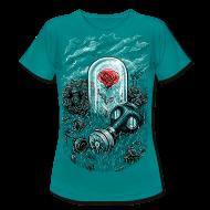 Tee shirts ~ Tee shirt Femme ~ The Last Flower On Earth