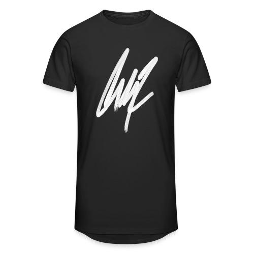 AMZ WRITTEN SHIRT ( LONG SHIRT) - Männer Urban Longshirt