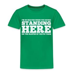 Standing Here - Kids' Premium T-Shirt