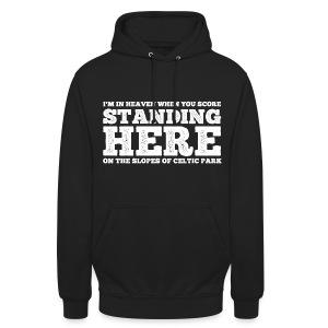 Standing Here - Unisex Hoodie