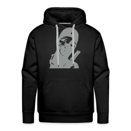 Ninja - Miesten premium-huppari