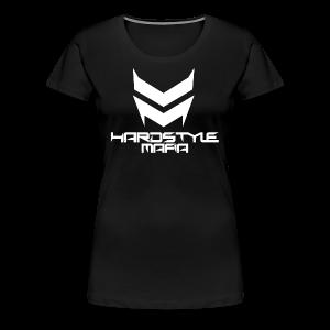 Hardstyle Mafia Tee [Ladies] - Women's Premium T-Shirt