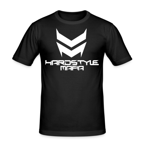 Hardstyle Mafia Slim [Mens] - Men's Slim Fit T-Shirt
