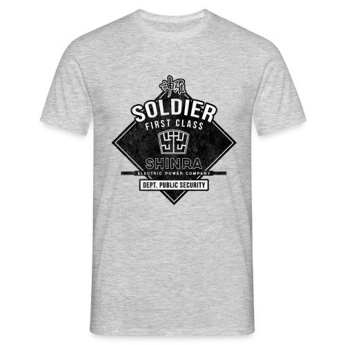 Soldier: First Class - Men's T-Shirt