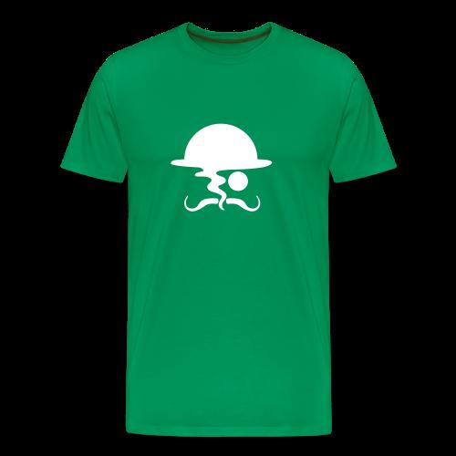 Tee-shirt homme Moustachu !!! - T-shirt Premium Homme