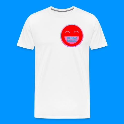 REHAD MUSIC Men's Premium Tee - Men's Premium T-Shirt