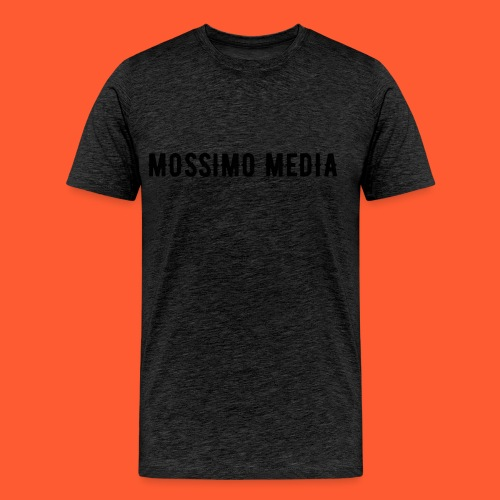 MOSSIMO MEDIA - Men's Premium T-Shirt