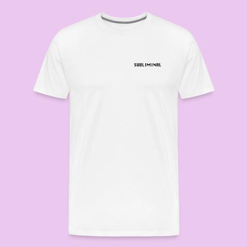 BASIC PREMIUM - T-shirt Premium Homme