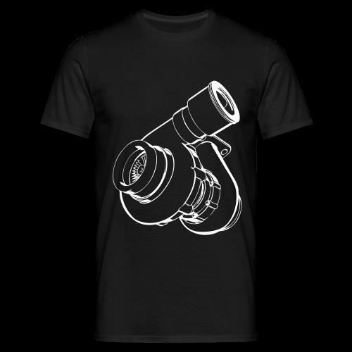 Turbolader - Männer T-Shirt