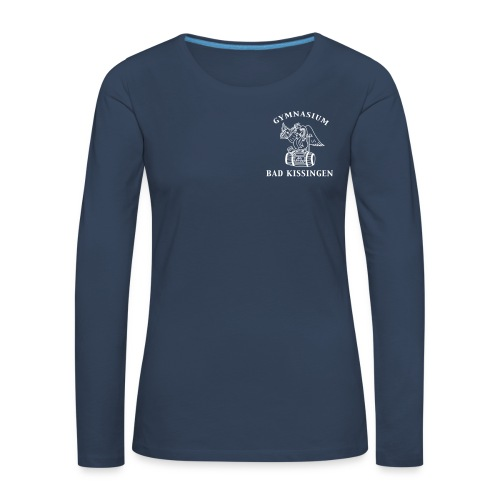 Dezent - Frauen Premium Langarmshirt