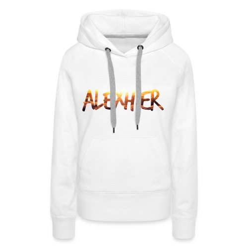 AlexHier_Hoody - Women's Premium Hoodie
