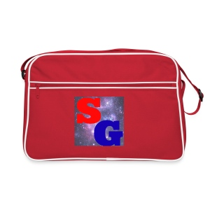 SG retro kids backpack - Retro Bag