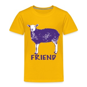 Marion purple on kids' t-shirt - more colours available - Kids' Premium T-Shirt