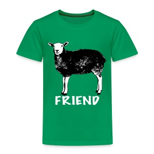 Marion black on kids' t-shirt - more colours available - Kids' Premium T-Shirt