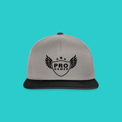 CAPS med (PRO GAMER) motiv - Snapback-caps