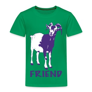 Gary purple on kids' t-shirt - more colours available - Kids' Premium T-Shirt
