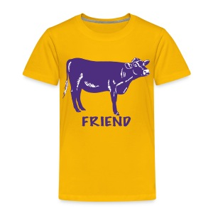 Rosie purple on kids' t-shirt - more colours available - Kids' Premium T-Shirt