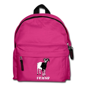 Gary black on kids' backpack - more colours available - Kids' Backpack