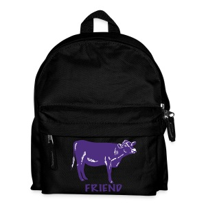 Rosie purple on kids' backpack - more colours available - Kids' Backpack