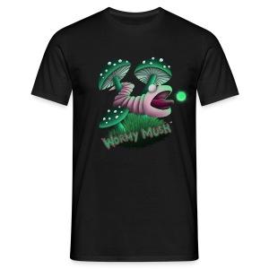 T-shirt Wormy Mush for men - Men's T-Shirt