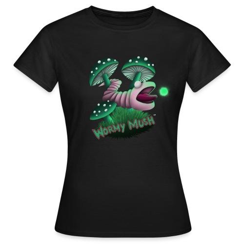 T-shirt Wormy Mush for women - Women's T-Shirt