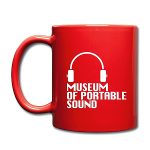 Portable Beverage Container - Full Colour Mug