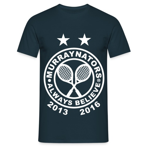 Murraynator 2 Star. Mens T-shirt. - Men's T-Shirt