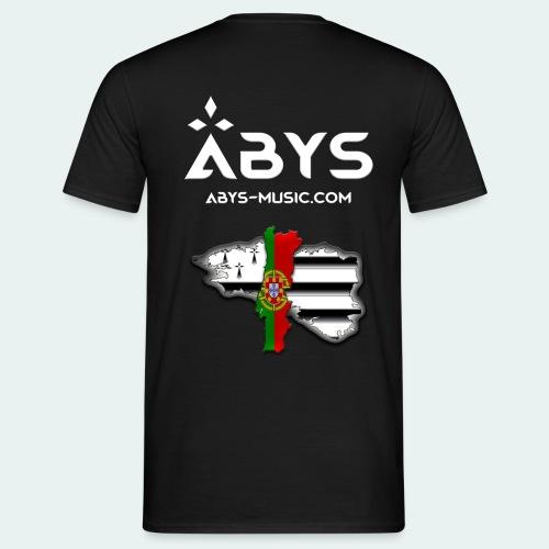 T-S homme : A + Abys + Drapeau Origine - T-shirt Homme