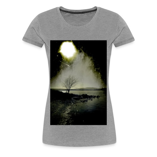 Lipno - Frauen Premium T-Shirt