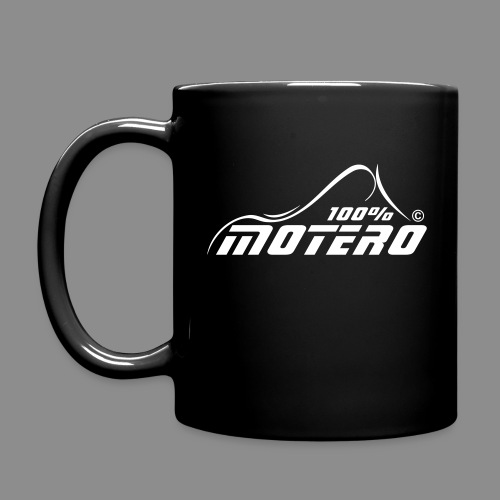100% Motero - Taza de un color