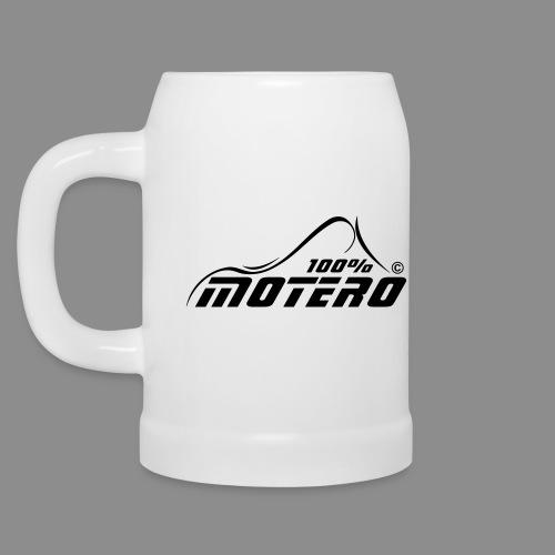 100% Motero - Jarra de cerveza