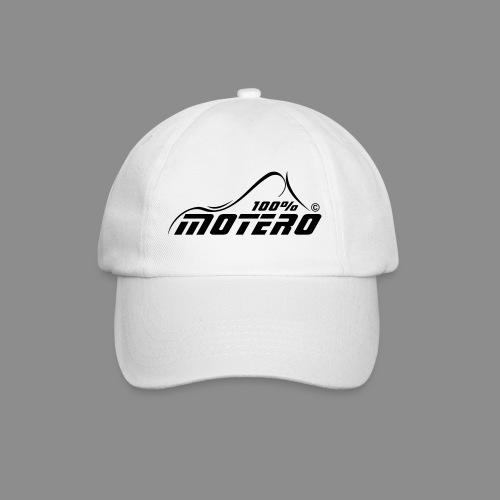 100% Motero - Gorra béisbol