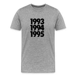 Golden era - Men's Premium T-Shirt