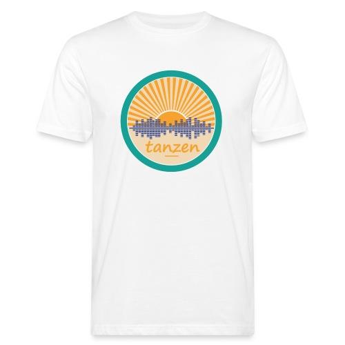 Der Sonne entgegen  - Bio Herren Shirt - Männer Bio-T-Shirt