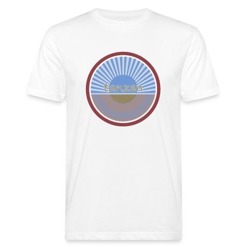 Ringel-Beats rot  - Bio Herren Shirt - Männer Bio-T-Shirt