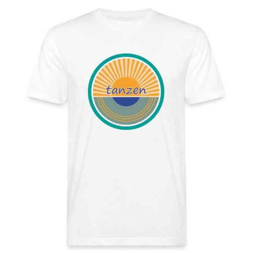 Ringel-Beats  - Bio Herren Shirt - Männer Bio-T-Shirt