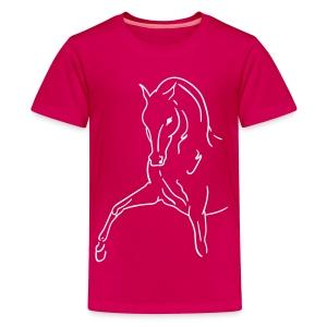 Spanish Walk - Teenager Premium T-Shirt
