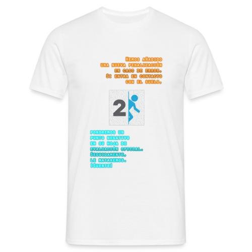 Portal T-Shirt - Camiseta hombre