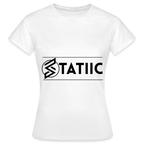 Women's Statiic T-Shirt - Women's T-Shirt