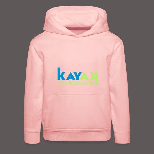kayak!_kids_hoodie - Kinder Premium Hoodie
