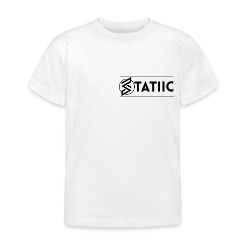 Kids' Statiic T-Shirt - Kids' T-Shirt