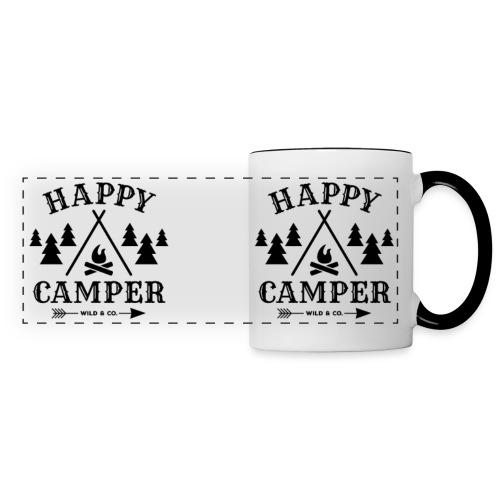 Happy Camper Tasse - Panoramatasse