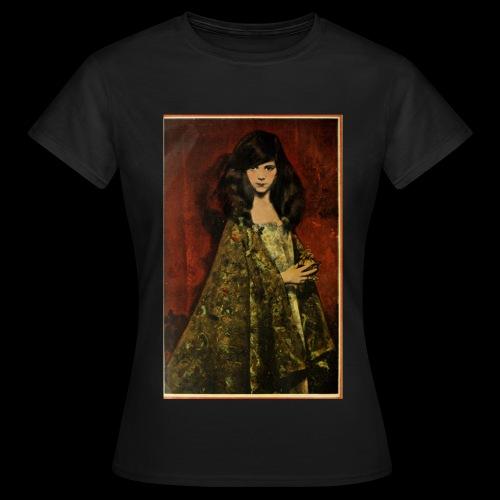 Vintage Lady - Women's T-Shirt