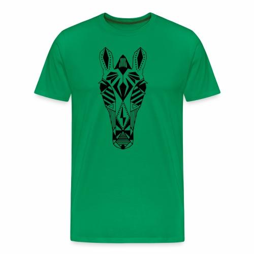 Quagga grün - Männer Premium T-Shirt