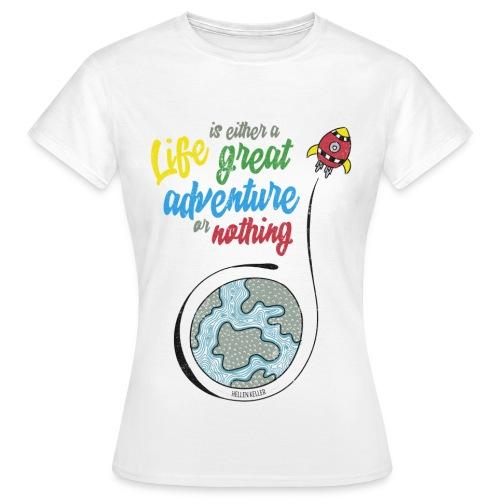 Life - T-shirt Femme