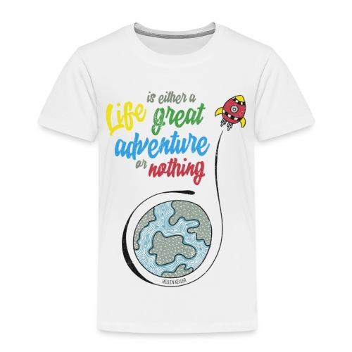 Life - T-shirt Premium Enfant